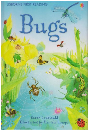 Bugs (Usborne First Reading)
