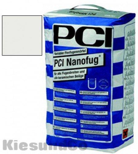 PCI NANOFUG PERGAMON 4 kg Beutel Flexfugenmörtel Fugenmörtel - Für alle Fugenbreiten - innen, außen, Boden und Wand