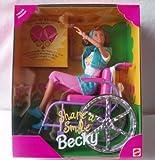 Barbie Collector # 15761 Becky Wheelchair