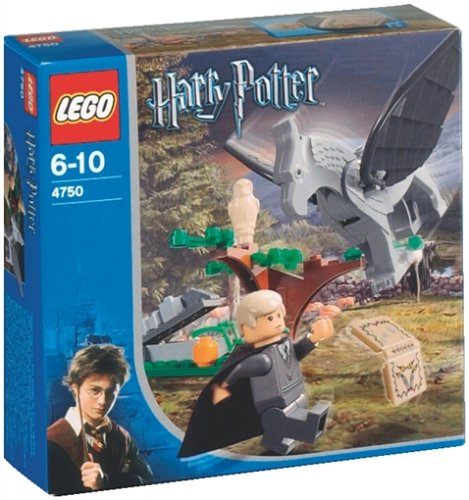LEGO Harry Potter 4750 - Draco und der Hippogreif (Draco Malfoy Lego)