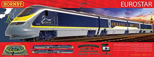 Hornby Gauge Eurostar 2014 Train Set