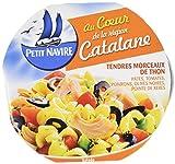 Petit Navire Salade à la Catalane 660 g - Lot de 3