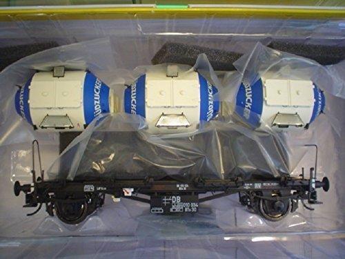 brawa-37156-spur-0-behalterwagen-bts30-sudzucker-db-iii