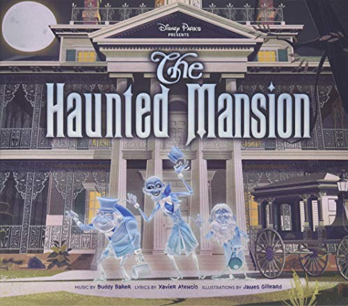 Disney Parks Presents The Haunted Mansion