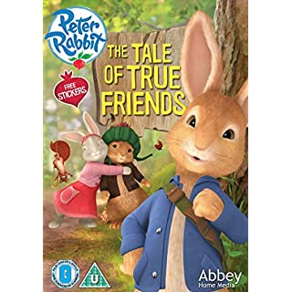 Peter Rabbit - The Tale Of True Friends DVD