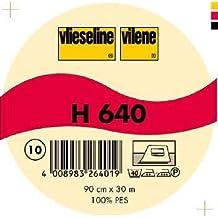 Vlieseline Volumenvlies H640 fixierbar 90 cm weiß