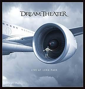 Dream Theater - Live at luna park(3 CD + 2 DVD + 1 Blu-ray) [(+2DVD+3CD+book)]