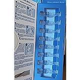 HYALURONIC ACID. Ácido Hialurónico de Acción Inmediata Anti Edad. Serum Facial hidratante a base de concentrados biológicos con Ácido Hialurónico. Hidratación profunda.7 ampollas/ 1ml. + 1 de regalo