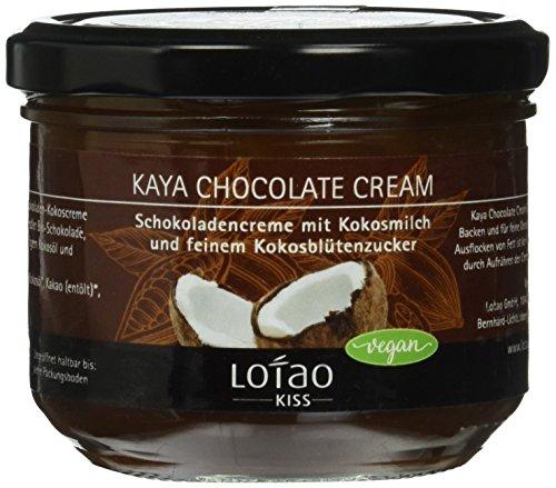 Lotao Kaya Chocolate Cream, 2er Pack (2 x 200 g) -