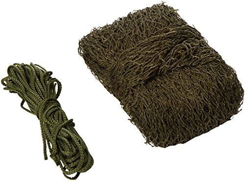 Trixie 44293 Schutznetz, drahtverstärkt, 4 × 3 m, oliv-grün