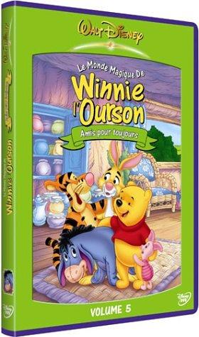 Le Monde magique de Winnie l'Ourson - Vol.5 : Amis pour toujours