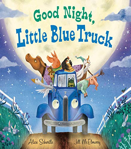 Good Night, Little Blue Truck (English Edition)