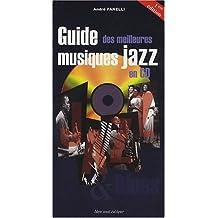 Guide des meilleurs musiques jazz en CD
