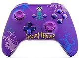 Sea of Thieves Xbox One S UN-MODDED Custom Controller Einzigartiges Design (mit 3,5-mm-Klinkenstecker)