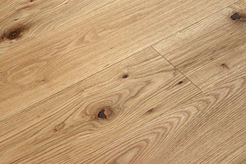 woodstore Handel Società woodo Göhren-papq1801451–2014Parquet europea Rovere 14X 180X 2200mm, oxidativ oliato e spazzolato (2,376m²/pacchetto), UNI, One size