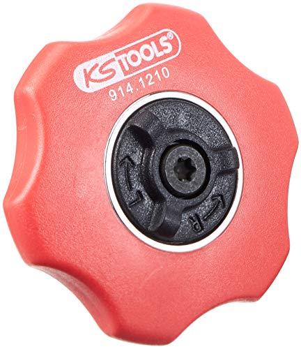 KS Tools KST-914.1210 Handumschaltknarre, 72 Zahn 1/2 Zoll