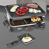 qtimber Tristar RA2949 Raclette Grill 20.5 x 11.5 x 28 cm griglia