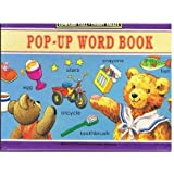 Pop-Up Word Book (Edward Tall & Teddy Small) by John Patience (Illustrated) Hardcover