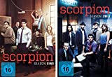 Scorpion - Staffel 1+2 (6 DVDs)