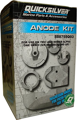 MerCruiser Anoden KIT Alpha One Gen 2 Magnesium -