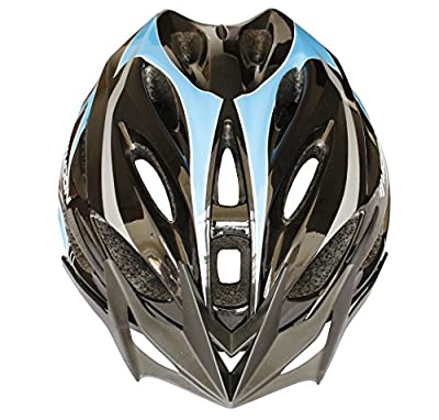 Moon Special Adult Sport Cycling Helmet In-Mold Tech,Mountain MTB&Road Dual Purpose with Removable Visor,Lightweight Design,EPS£¨Unisex Women Men£©[8.1 oz][21 vent] by Zhao Qing Bo Han Sports Company Ltd