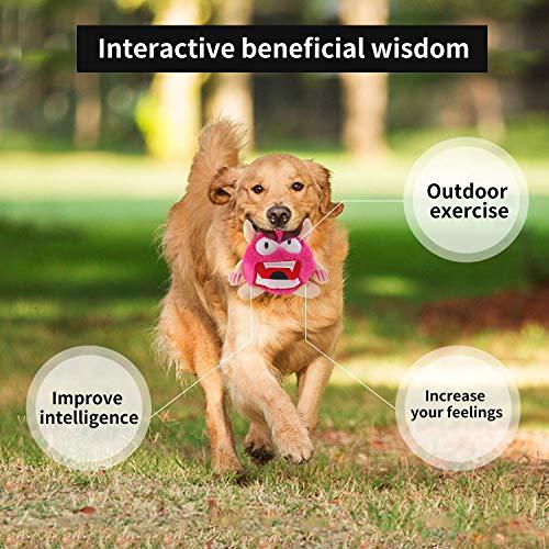 Zoom IMG-3 cane giocattolo peluche interattivo ronzio