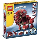 Lego (Lego) Creator Triceratops 4892