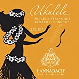 Hannabach 660643 Cordes pour Ukulélé