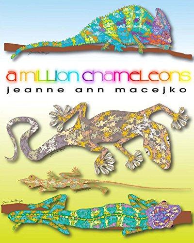 A Million Chameleons (English Edition) Murphy Lizard