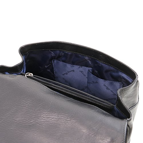 Tuscany Leather - TL NeoClassic - Sac Bauletto en cuir Cognac - TL141227/6 Cognac