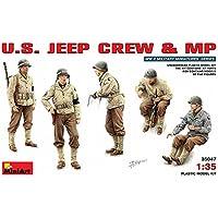 MiniArt - Figura para modelismo Jeep escala 1:35 (35047)