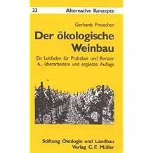 19dc38d1c9dcbf Suchergebnis auf Amazon.de für  Der ökologische Weinbau Gerhardt ...