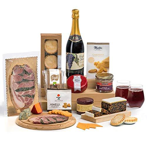 Hay Hampers Luxury Feastivities Hamper Box - FREE UK Delivery