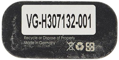 MicroBattery MBI2261 Níquel metal hidruro 500mAh 3.6V batería recargable - Batería/Pila recargable (500 mAh, Níquel-metal hidruro (NiMH), 3,6 V, Negro, 1 pieza(s))