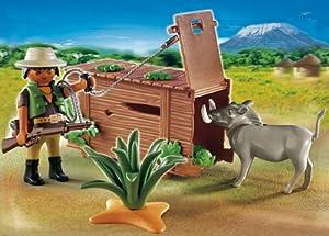 PLAYMOBIL® 4833 - Wilderer mit Lebendfalle von Playmobil
