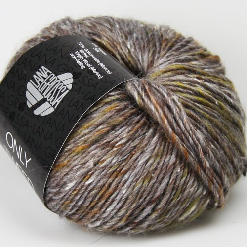 Lana Grossa Only Tweed Farbe 107 -