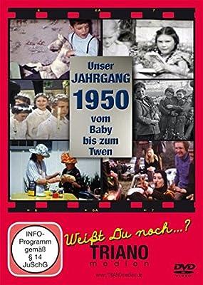 Unser Jahrgang 1950 - Vom Baby bis zum Twen: zum 68. Geburtstag