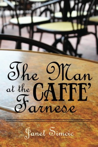 The Man at the Caffe Farnese Cover Image