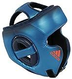 adidas Kopfschutz Training Headguard, Metallic Blau, XL, ADIBHGM01