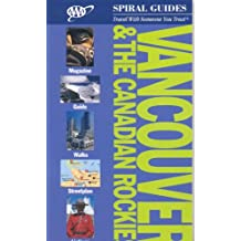 AAA Spiral Guides Vancouver & the Canadian Rockies