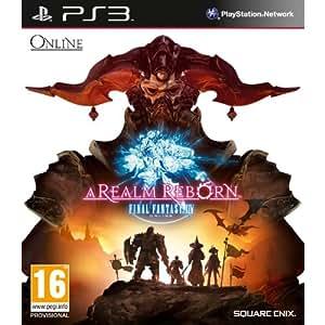 Final Fantasy XIV - A Realm Reborn (PS3)
