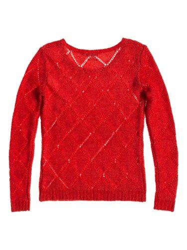 Roxy Damen Longsleeve Rot (Candy Red)