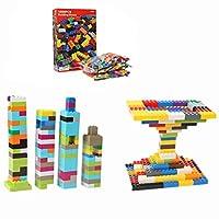 1000 Pcs Building Blocks Set Children Education Toy Multicolor Assemble Toy Gift for Kids