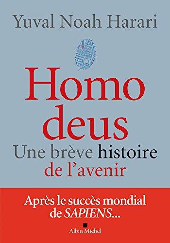 Homo Deus (A.M. HORS COLL) par Yuval Noah Harari