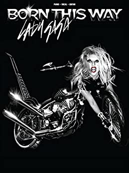 Lady Gaga: Born This Way PVG par [Lady Gaga]