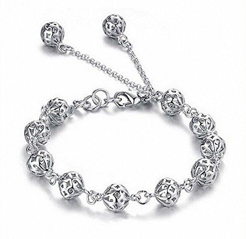 bracelet-pour-femme-boules-argent-pas-de-pierres-de-calvin-teotore