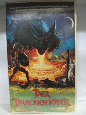 Der Drachentöter - Klauen die alles zerfetzen. Atem, der Feuer speit. Eine gigantische Bestie. Nur magische Kräfte können das U