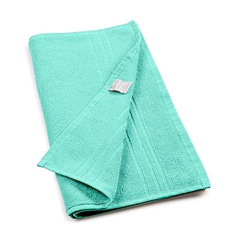 harti ProfiLine® Handtuch SOLARI harti ProfiLine® 40x70cm mint edles Zwirnfrottee 420 g/m² Qualität – erhältlich in weiteren 12 Größen und 19 KOCHFESTEN Farben