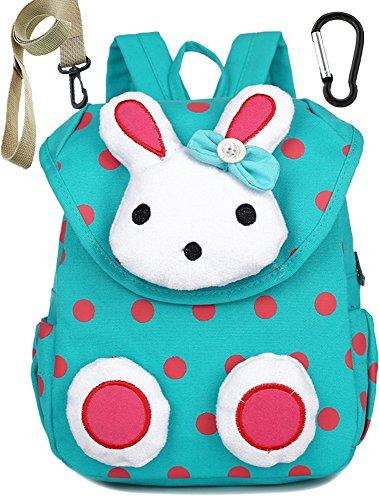 Imagen de  infantil para bebes recién nacido guarderia saco para bebes conejo animales verde zoo niña