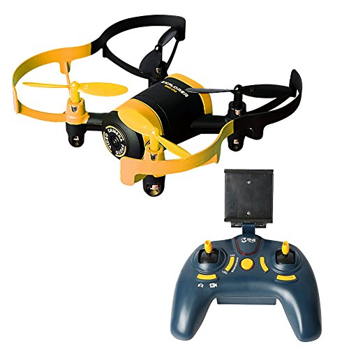kingtoys® JXD 512W Mini RC Drone UFO WiFi FPV 0.3MP CAM 2.4G 4CH 6 assi-giroscopio RC Quadcopter